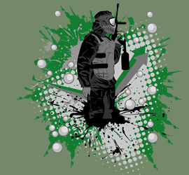 Paintball Action Perth Logo